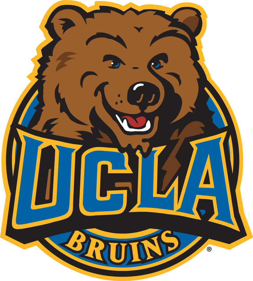 Ucla Bruins Alternate Logo Ucla Bruins Ucla Bruins Logo Ucla University