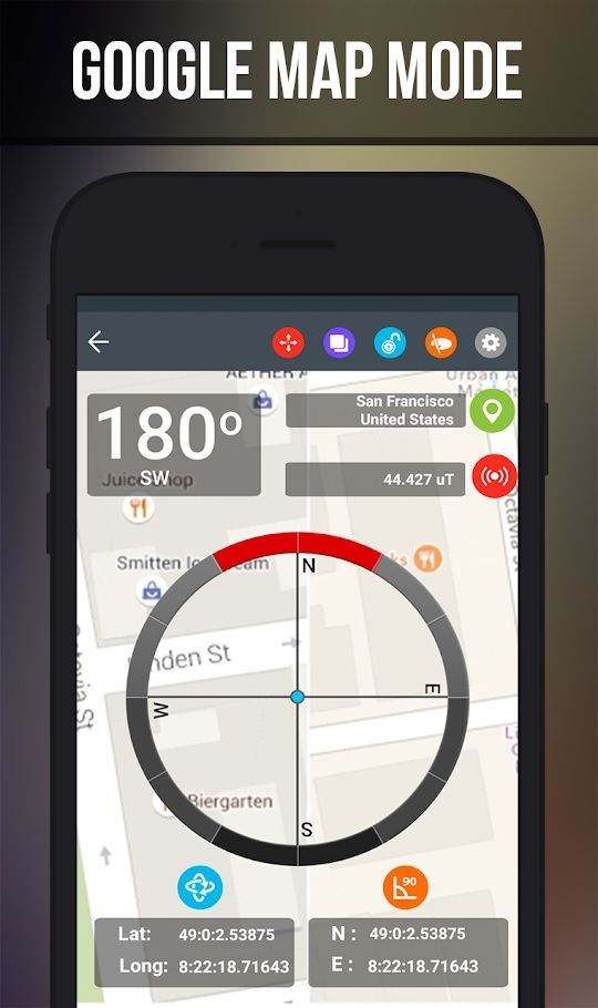 6 Best Compass Apps for Android & iOS Android apps