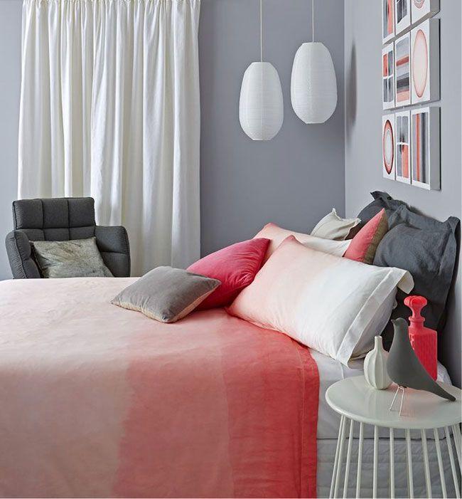 murs gris dans une chambre d 39 enfant murs gris fonc murs gris et chambre ado. Black Bedroom Furniture Sets. Home Design Ideas