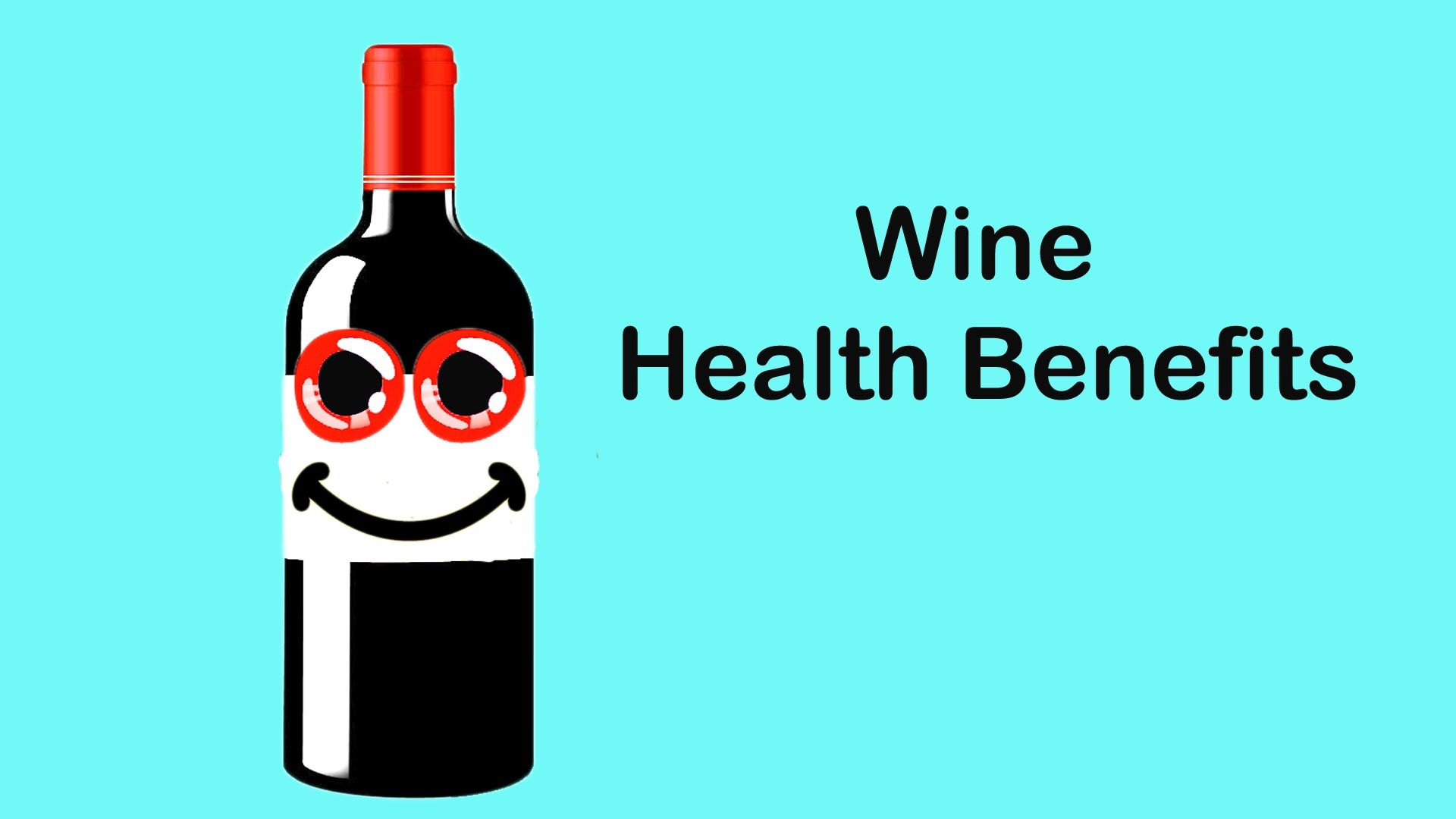 Wine Health Benefits | Drinking Alcohol
