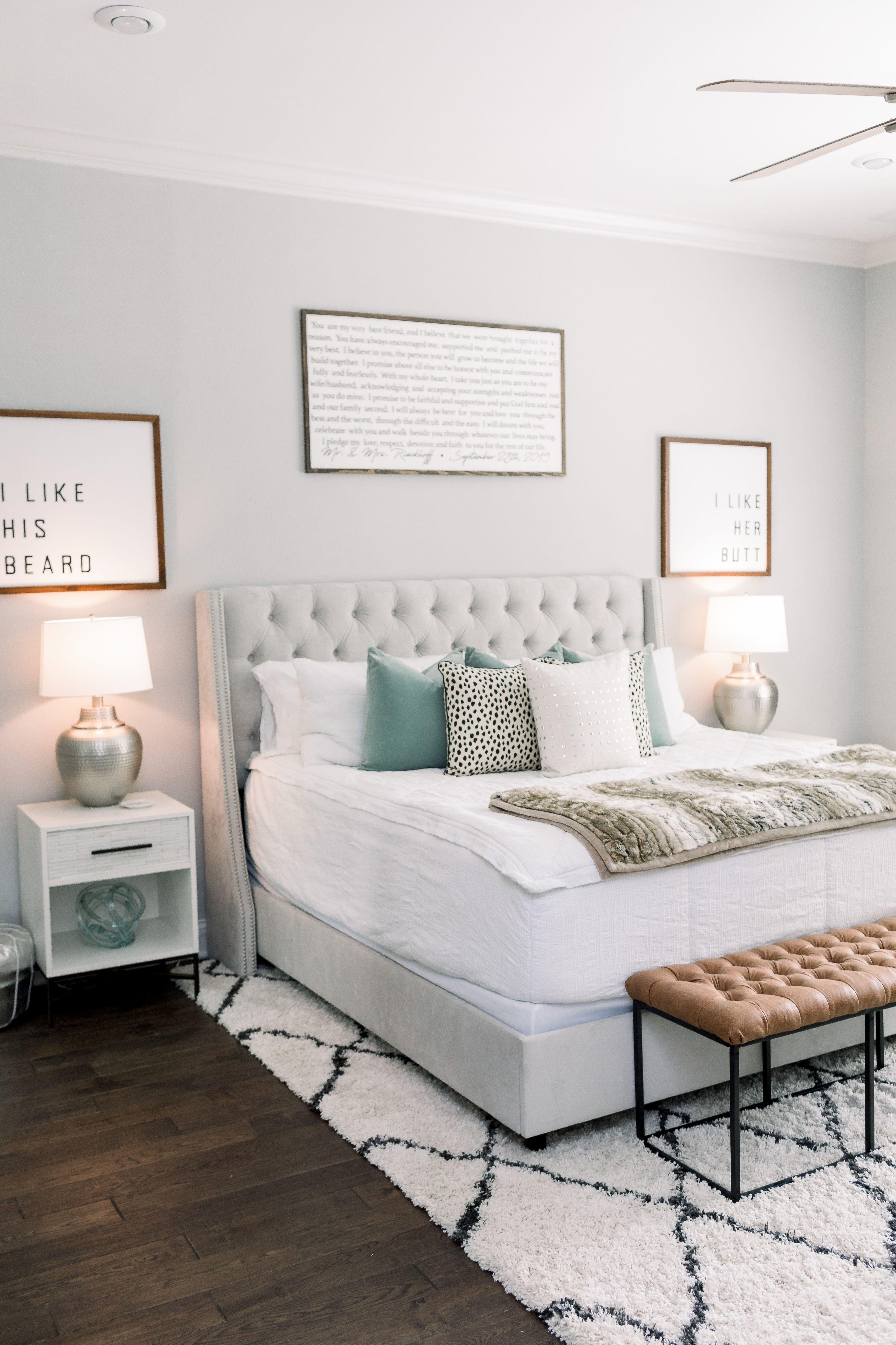 Relaxing Master Bedroom Ideas   Walking in Memphis