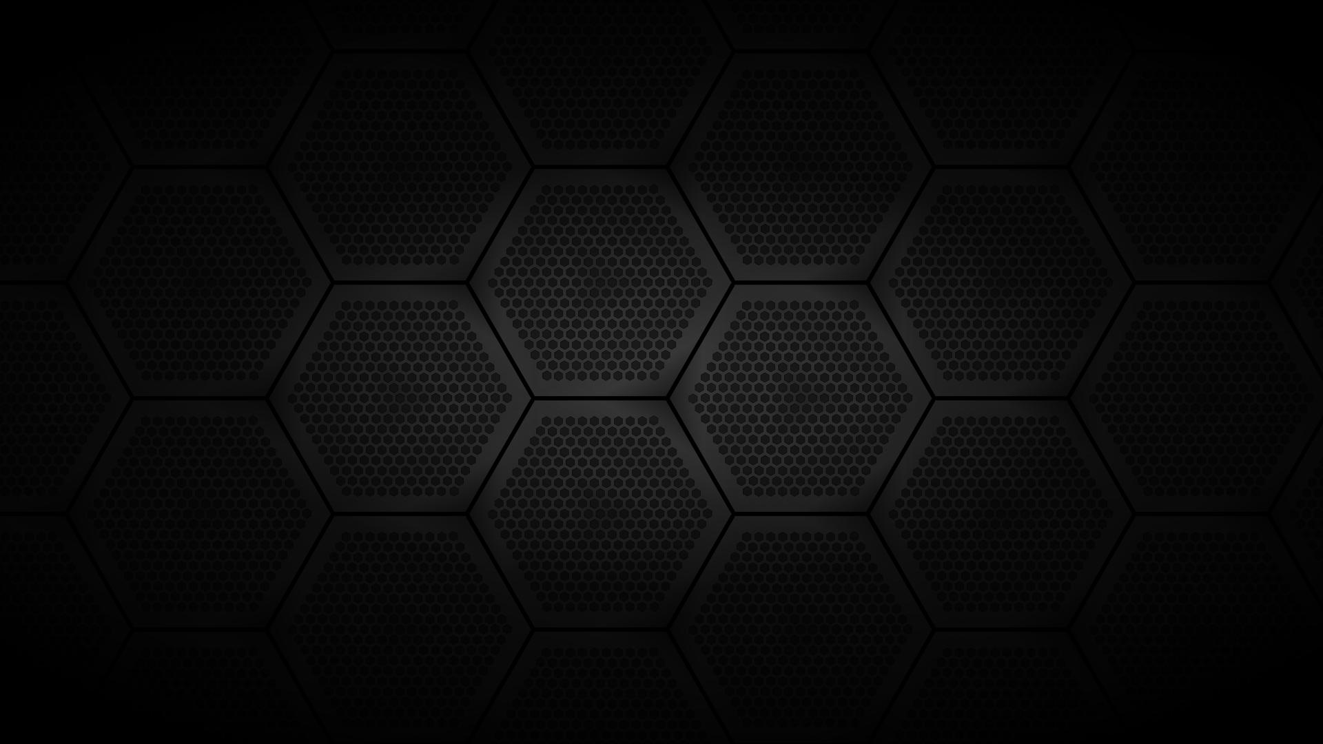 hexagons textures grid chrome digital art nanosuit