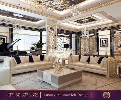 Spectacular Interior Design! Luxury Antonovich Design Is Specializing In  Customized Home Designing U0026 Decorating!