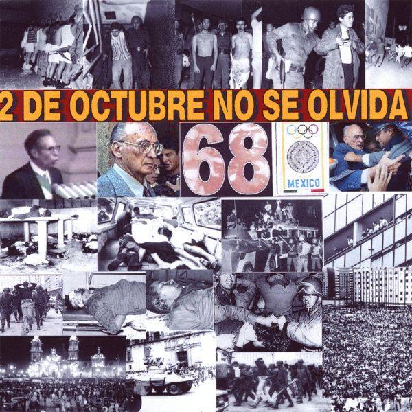 Resultado de imagen para tlatelolco 2 de octubre no se olvida