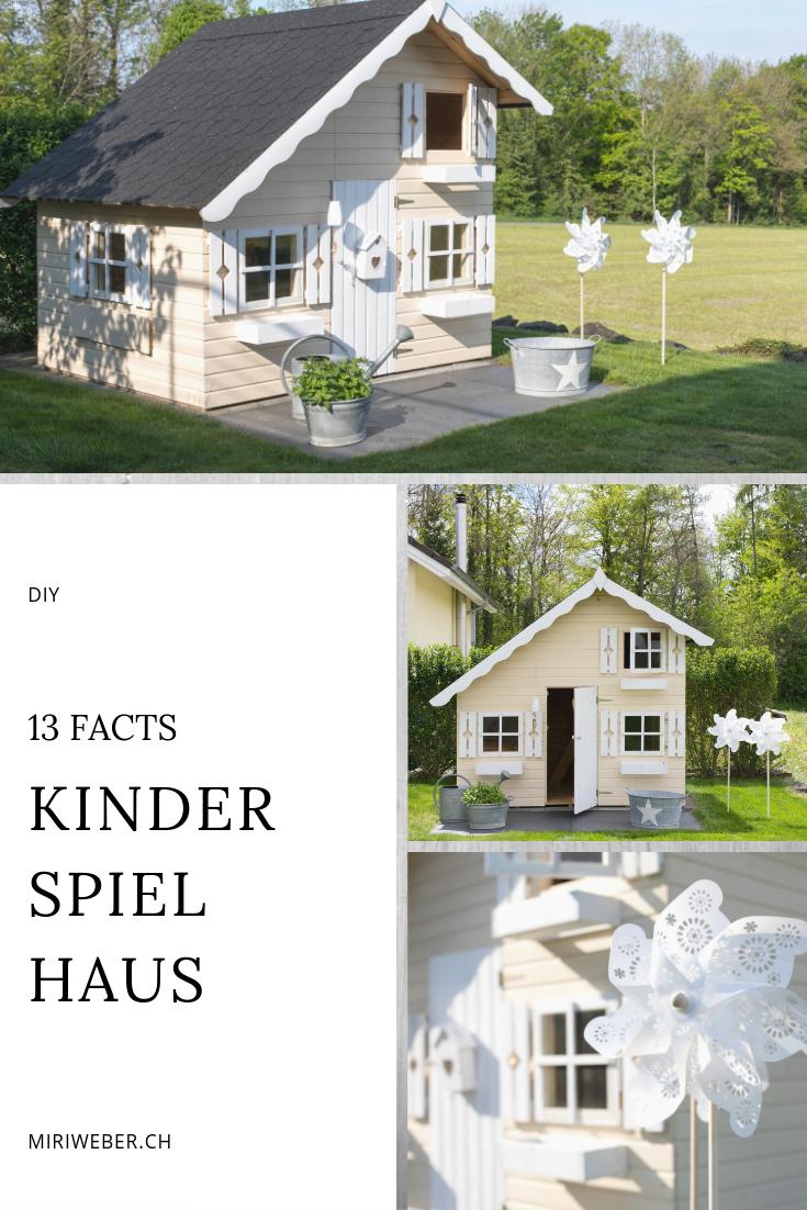 13 FACTS ÜBER UNSER KINDERSPIELHAUS