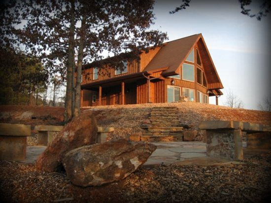 Luxuriously Rustic And Secluded With