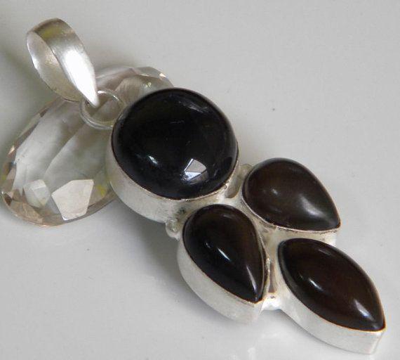 Best H Cl Pend 57 Description Gemstone Black Onyx Length 2 400 x 300