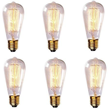 Household Essentials Vintage Light Bulbs Antique Light Bulbs