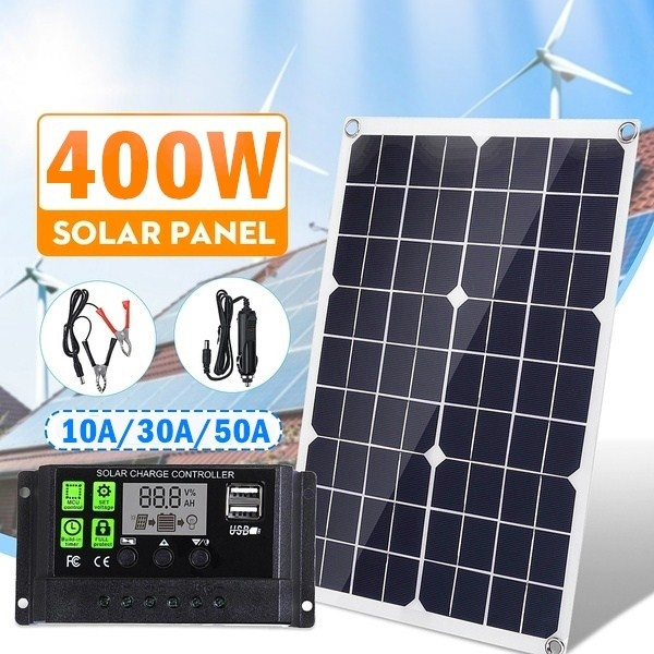The Latest Waterproof And Snowproof Polysilicon 400w 5v 12 18v Dual Output Usb Solar Panel Flexible Mon In 2020 Solar Power Kits Flexible Solar Panels Solar Panel Kits