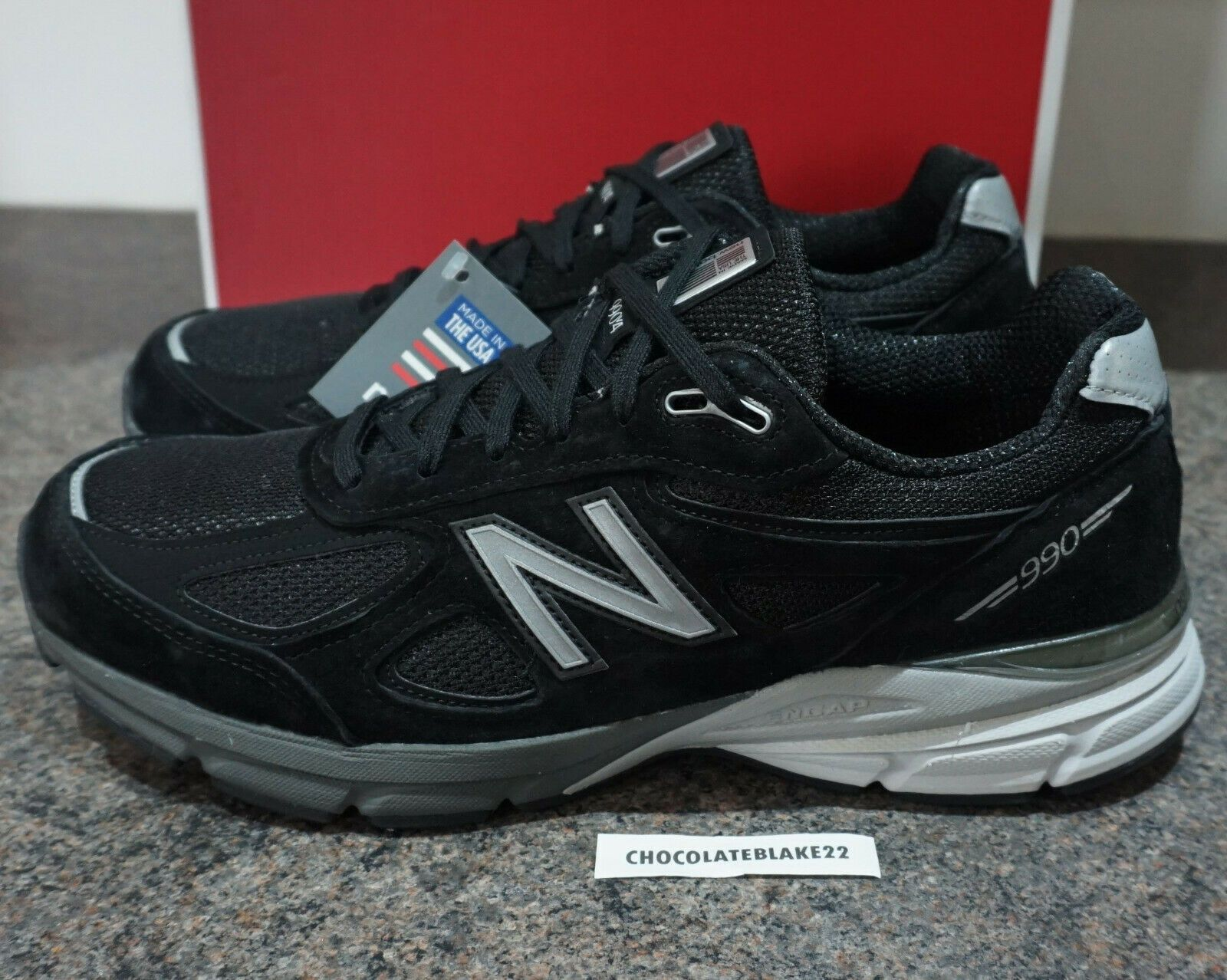 10769cdd969 Details about New Balance M998TCA UK 9 990 991 998 Made In the USA ...