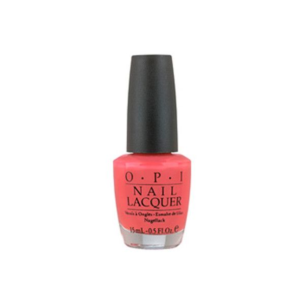 THE COSMETIC MARKET::Makeup::OPI Melon of Troy ($8.50) ❤ liked on Polyvore