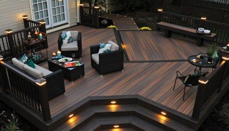 Garden Decking Ideas B Q Patio Deck Designs Patio Design Deck Designs Backyard