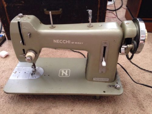 Necchi BF Mira Straight Stitch Only Sewing Machines Pinterest Impressive Necchi Bf Mira Sewing Machine