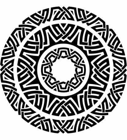 African Tribal Tattoo Design Meaning Google Search African
