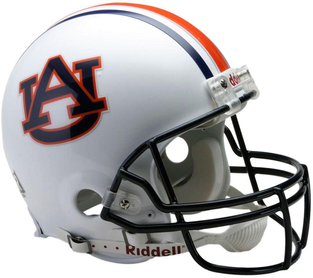 Riddell Tigers VSR4 FullSize Authentic Football Helmet