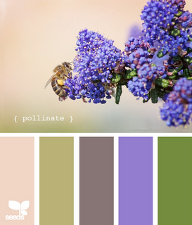 Would make a good color palette for my garden by adding a lot of whites too