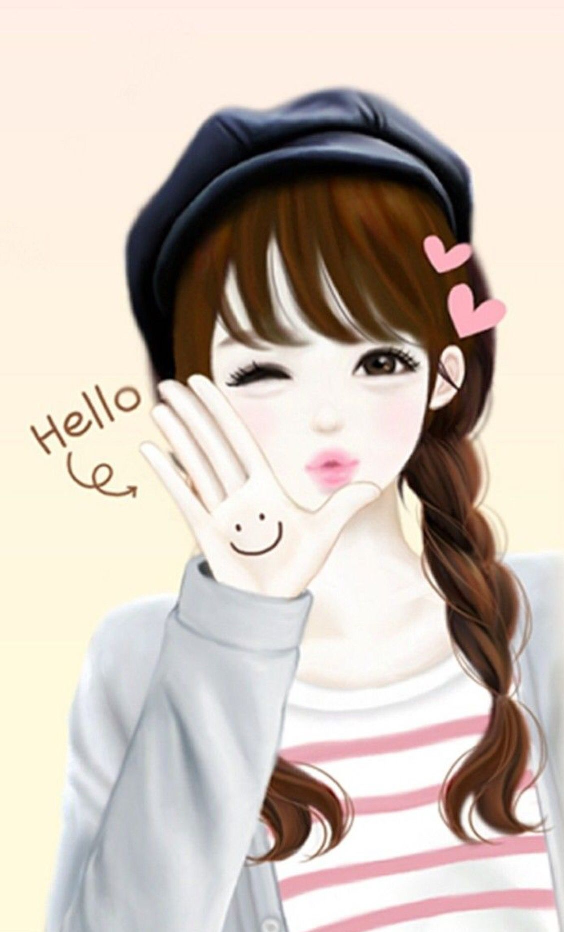 Unduh 9600  Gambar Animasi Remaja Korea HD Gratis