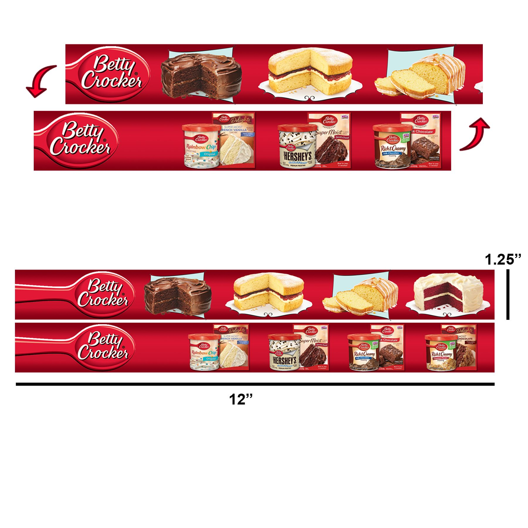 Pin On 3d Lenticular Shelf Strips