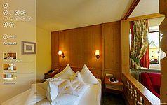 Zugspitze - Leading Family Hotel & Resort Alpenrose, Kleines Appartement