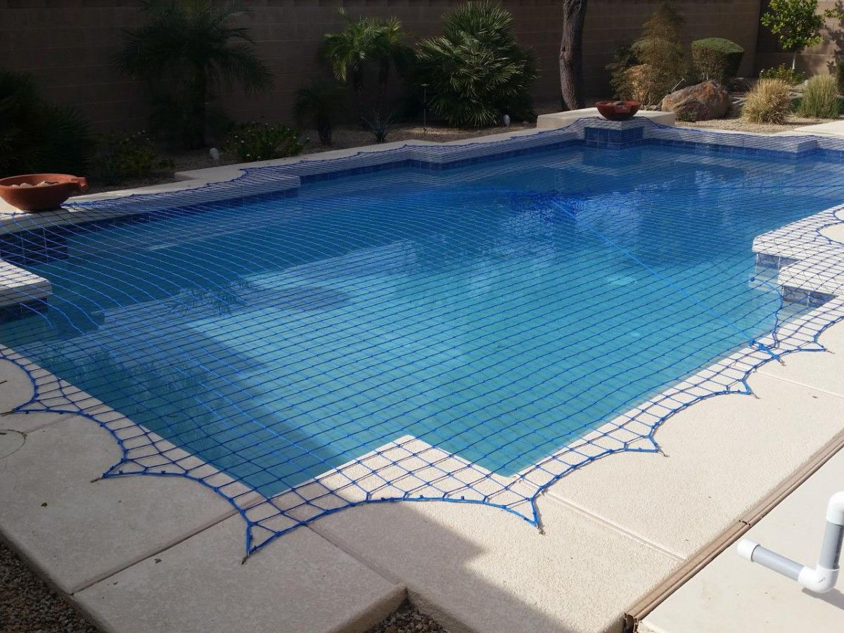 Swimming pool covers, nets & fences by Katchakid. For over