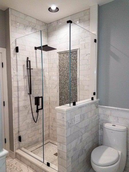 Pin On Frameless Shower Doors