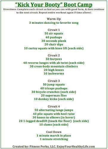 30-Minute Strength Program -  Fitness Friday with some gym humor :-] | My Healthy Happy Home  - #30M...