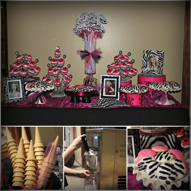 Sweet 16 Birthday Party Ideas Girls For At Home