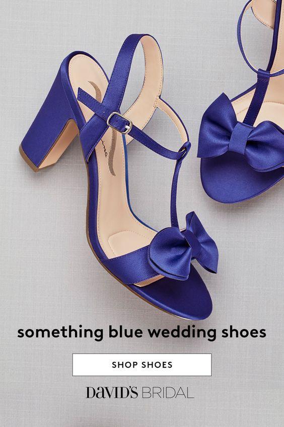 a755b1a138 Royal Blue Wedding Shoes Block Heel Vintage Style Design Cobalt Blue Bridal  Shoes Chunky Heel Blue Bridesmaid Shoes - 100 Colors