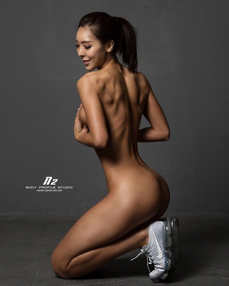 Asian nude fitness model archives
