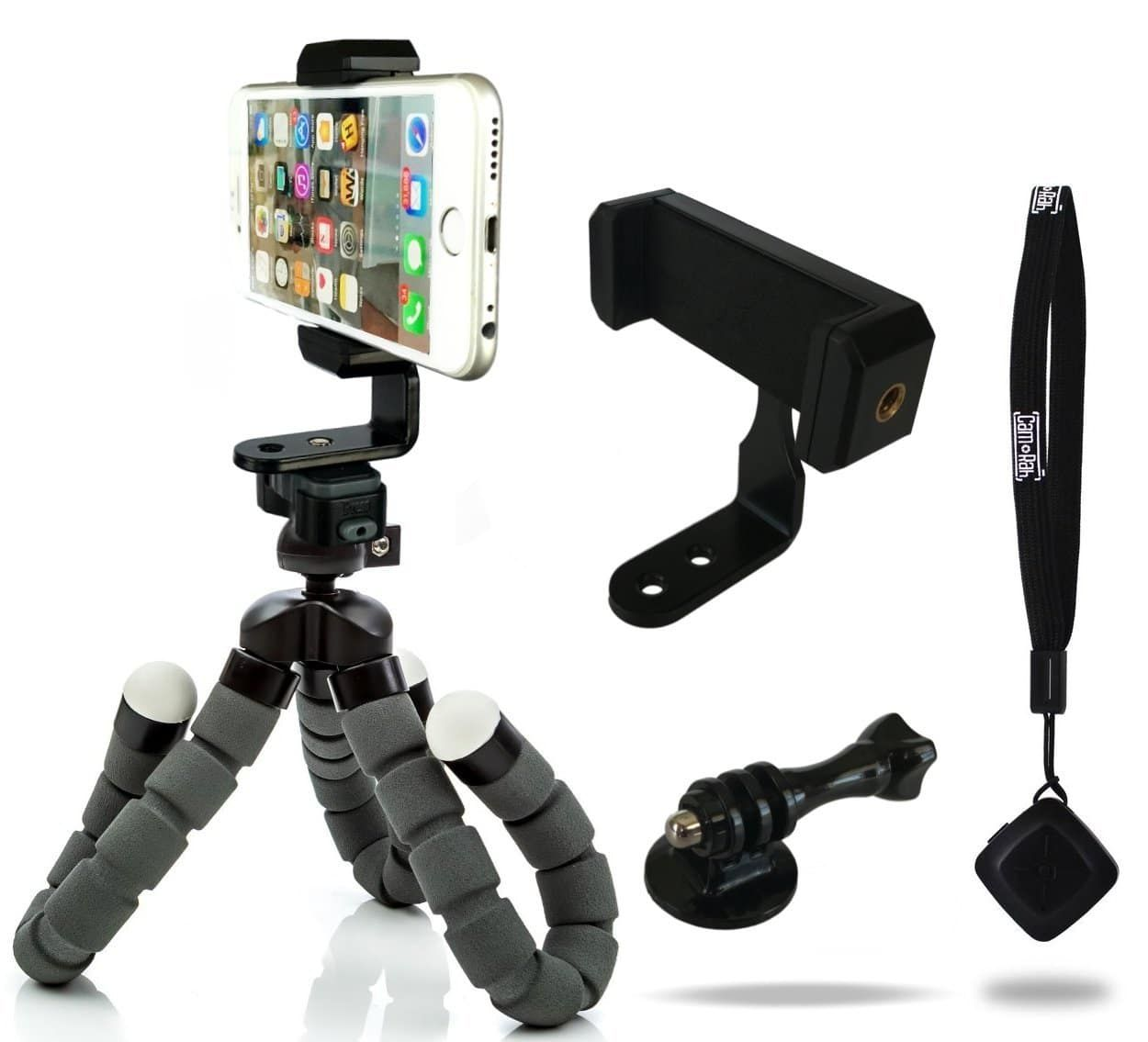 Top 7 Best Smartphone Tripods in 2020 Review Flexible