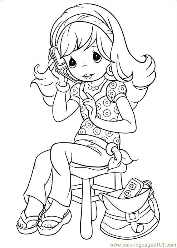 precious moments 31 coloring page for kids and adults from cartoons coloring pages precious moments coloring pages