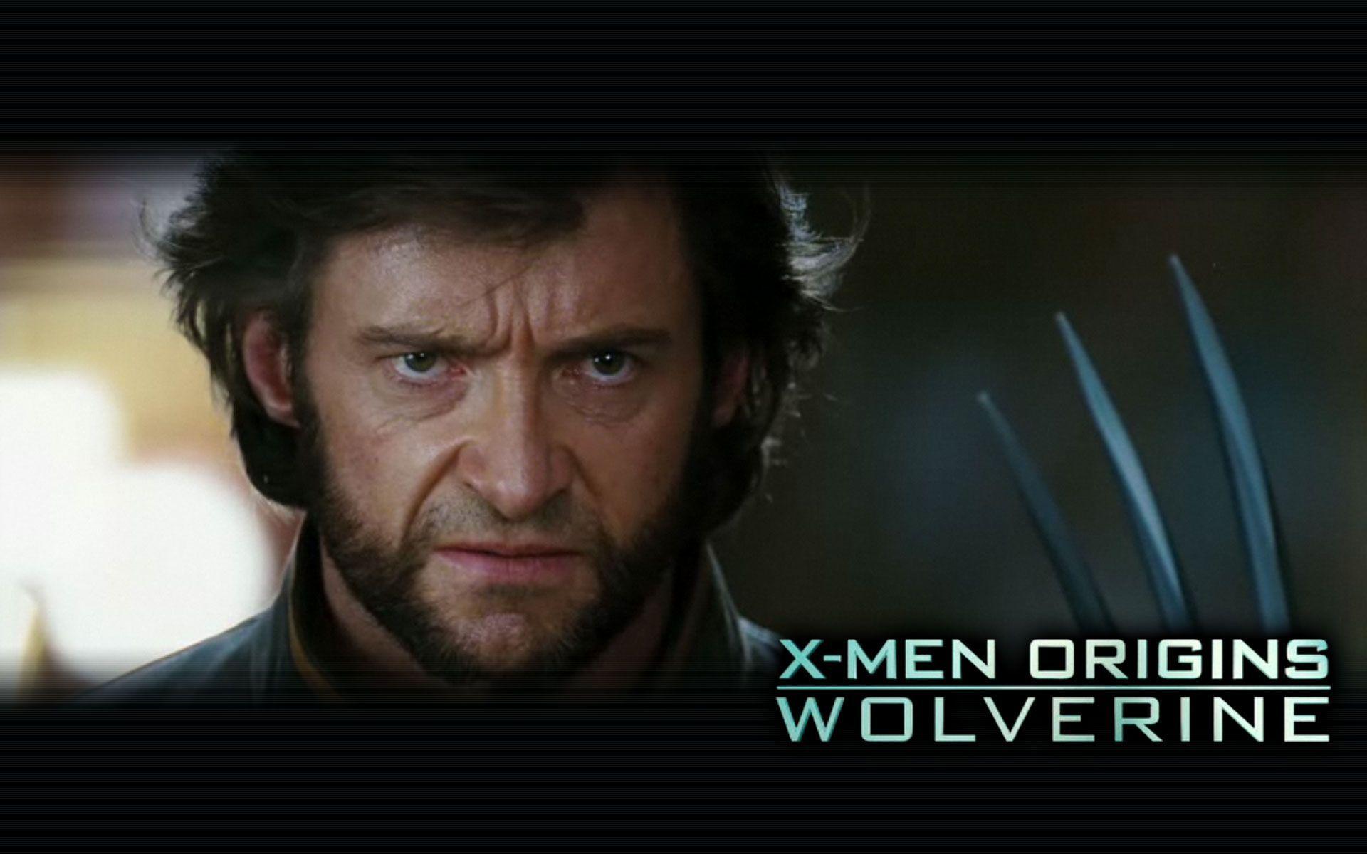 XMen Origins Wolverine Wallpaper With Hugh Jackman Ryan Reynolds