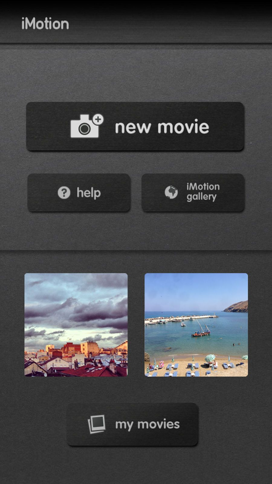 iMotion EntertainmentVideoappsios Video app, Iphone