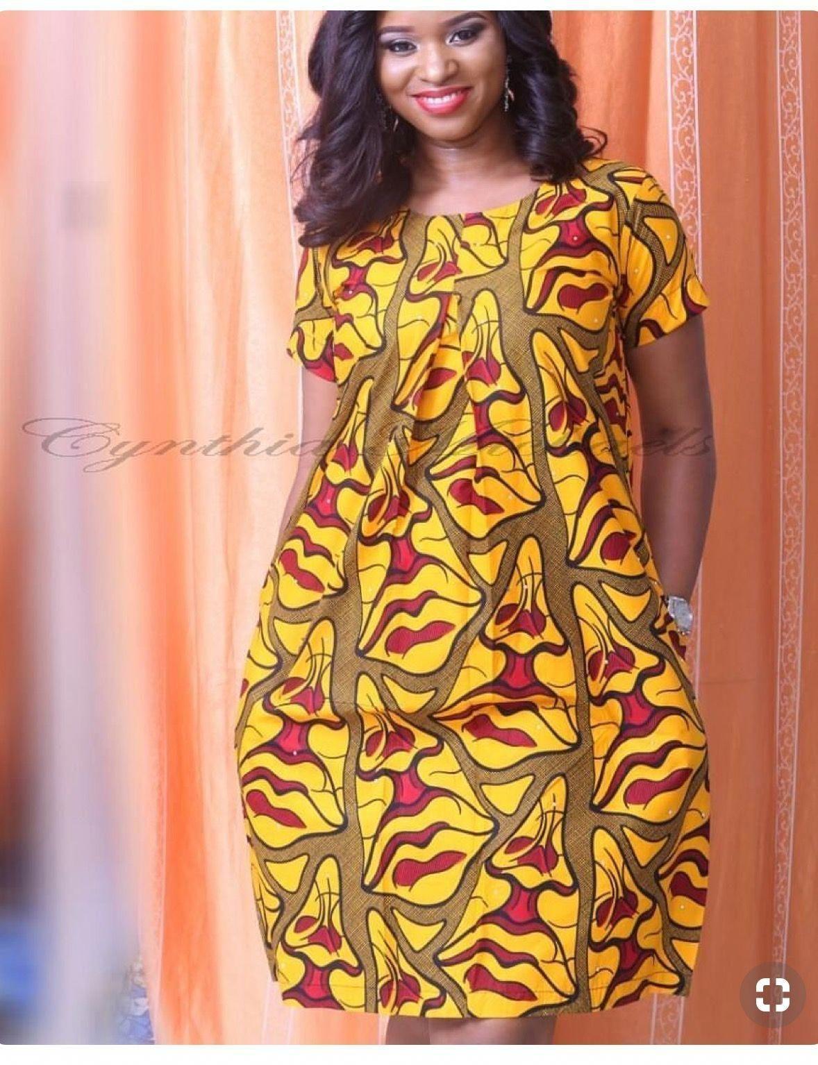 modern african fashion AD# 9033 #modernafricanfashion | Robe africaine, Mode africaine robe ...