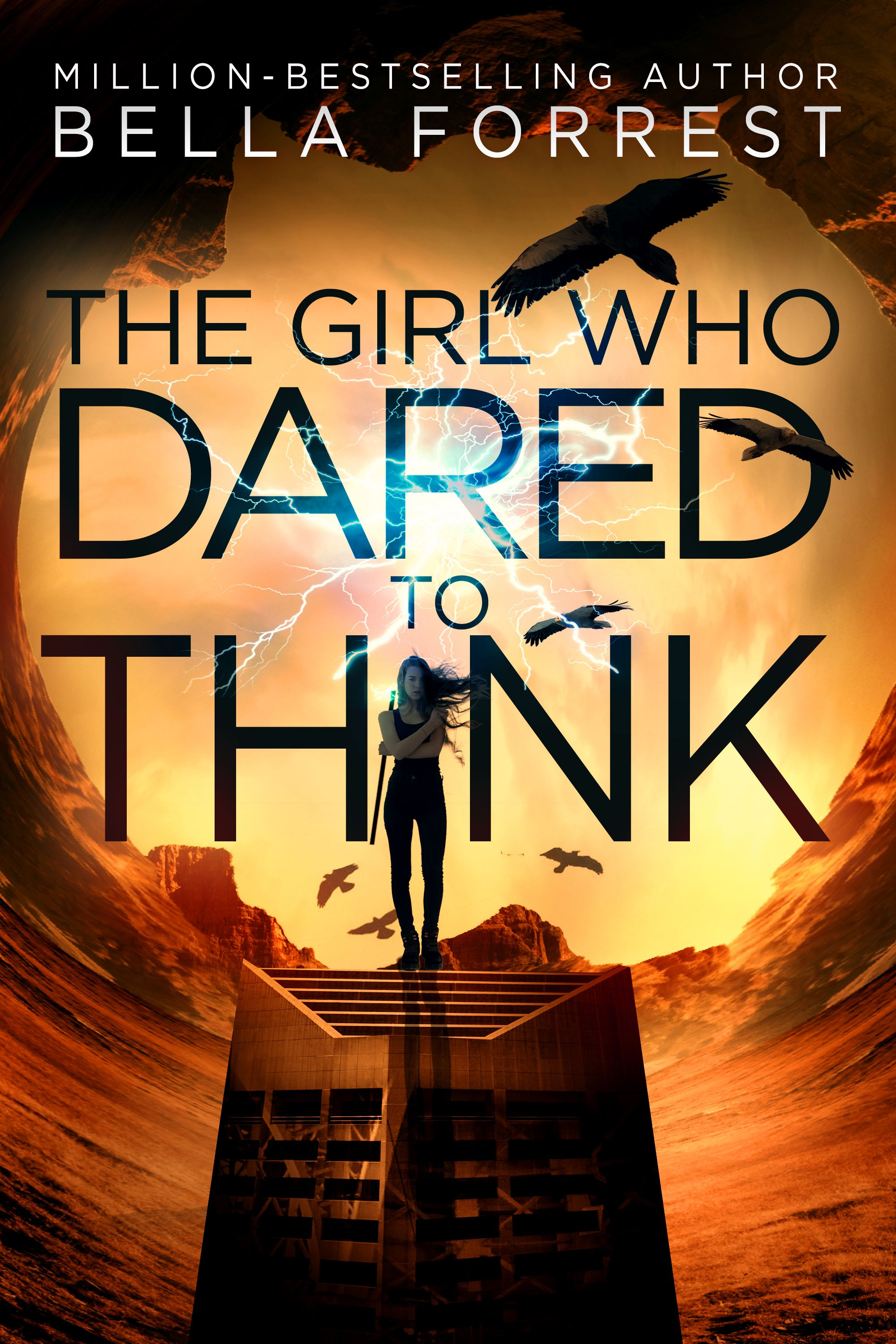 The Girl Who Dared To Think Releasing August 9, 2017 Ebook: Http: