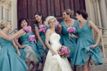 Parkside Wedding by SMS Photography | Photos Bridemaid's Dresses by www.missbrache.com