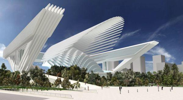 Art Architecture By Calatrava