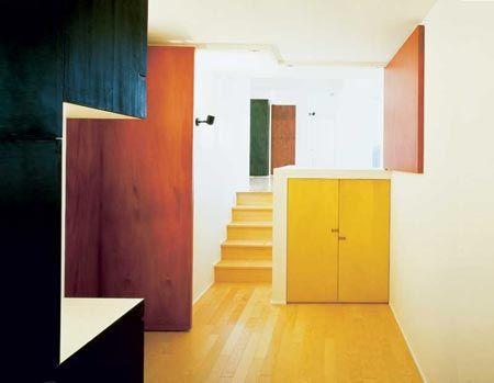 steven holl fukuoka apartments japan- interior interiors