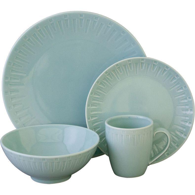 jcpenney - Sango® Contempo 16-pc. Dinnerware Set - jcpenney