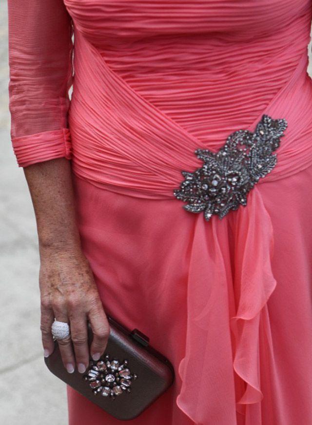 madrina madre novia boda vestido largo blog atodoconfetti | Ropa ...