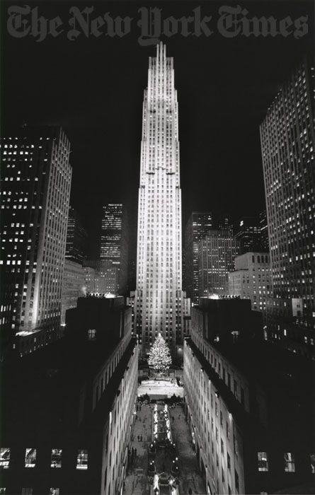 Rockefeller Center 1992