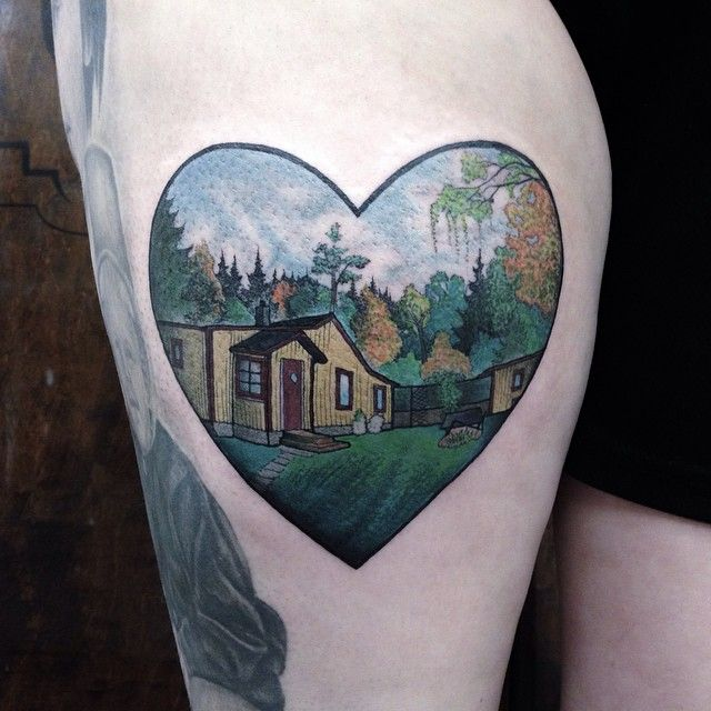 Electric Tattoos | Johannes Folke
