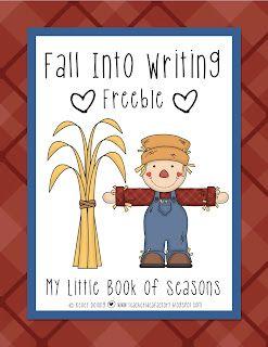 Fall Into Writing - Season Freebie.