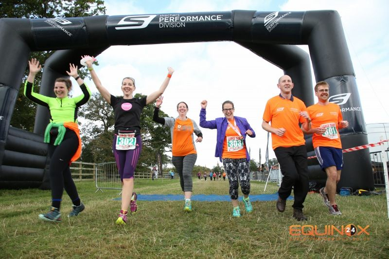 Equinox 24 hour running event Local events, Running