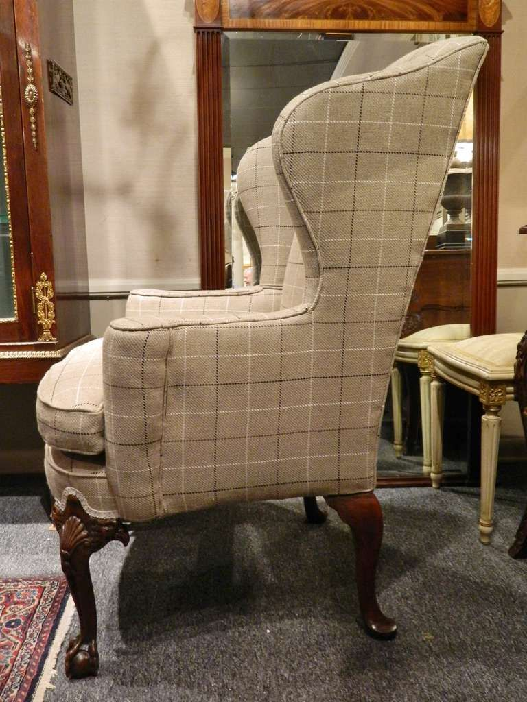 17 outstanding wingback dining chair designs chippendale style rh pinterest co uk