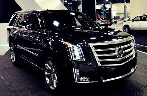 luxury suv cadillac suv premier car service in new jersey new rh pinterest com