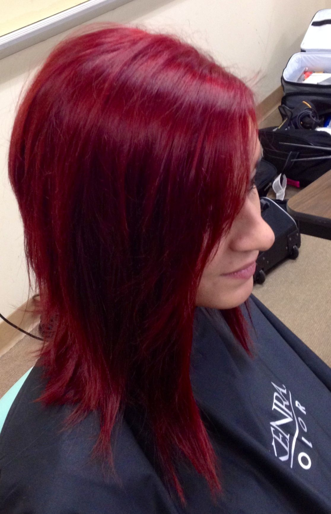 Pin By Kenra Professional On Reds And Coppers Pinterest Kenra