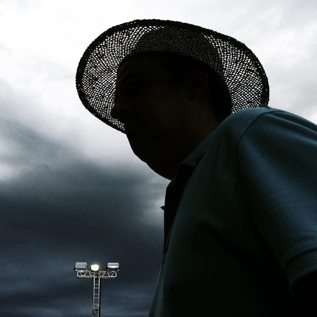 Nuvens negras @ #RioOpen #tennis