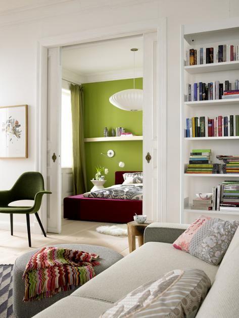 Kleines Schlafzimmer Mit Büro Einrichten