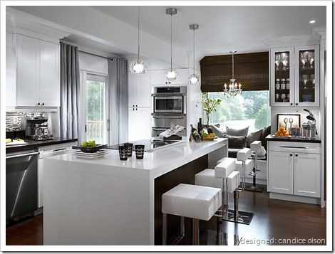 candice olson white kitchen design divine candice olson rh pinterest ca